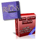 Jesus Reigns Forever - CD and Worship Package